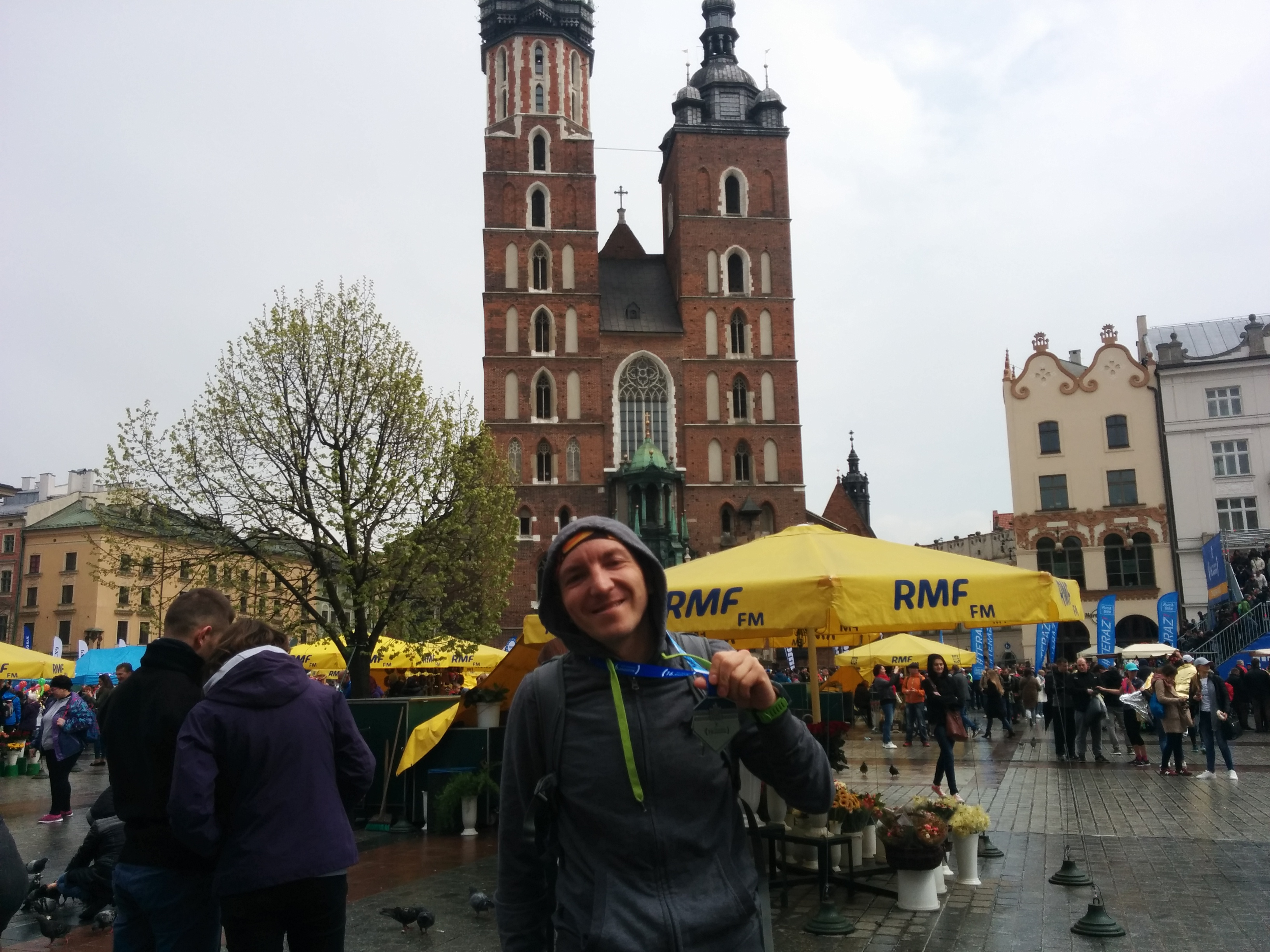 Cracovia Maraton - Kraków - Jacek