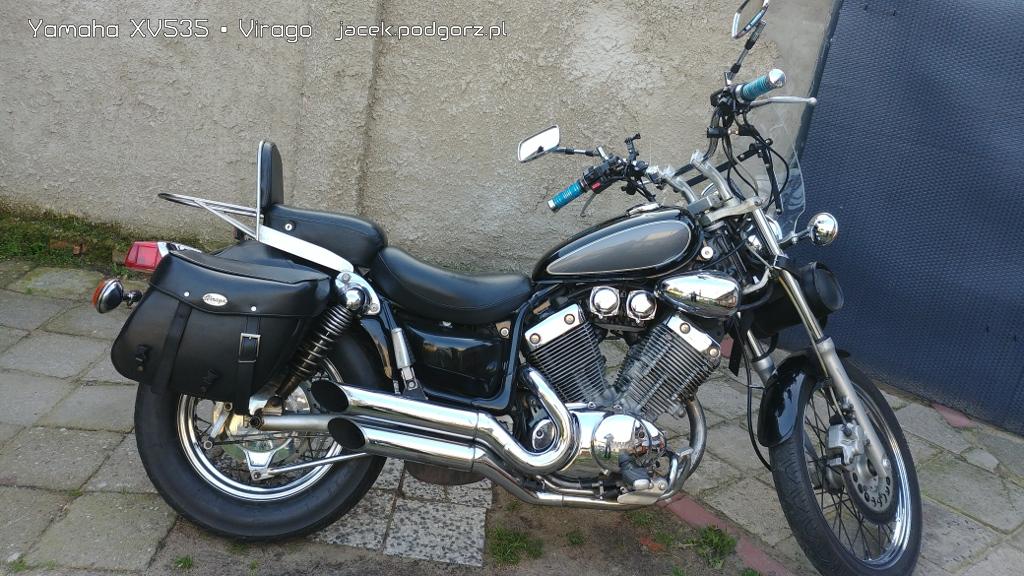 Yamaha XV535 • Virago  - 2