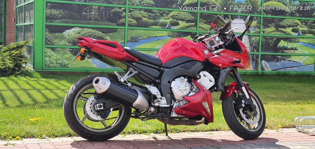 Yamaha FZ1 • FAZER  - 2